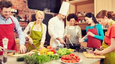 Quais são as melhores escolas de culinária na Calábria?