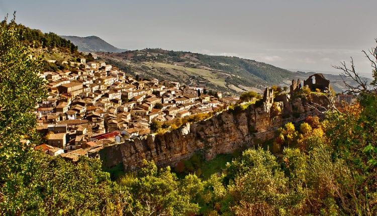 Cerchiara da Calábria e o seu maravilhoso Santuário