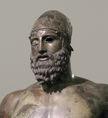 The Riace Bronzes