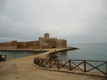 Le Castella in Calabria