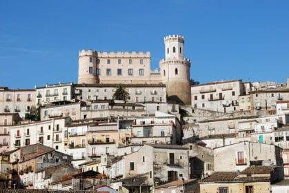 Corigliano and its Castle