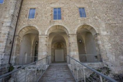 Swabian Castle in Cosenza