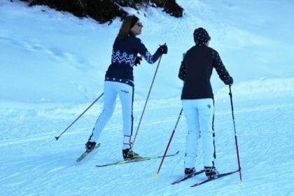 The Sila and the ski resorts