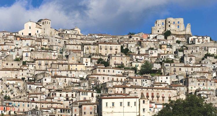 The Norman Castle Svevo di Morano