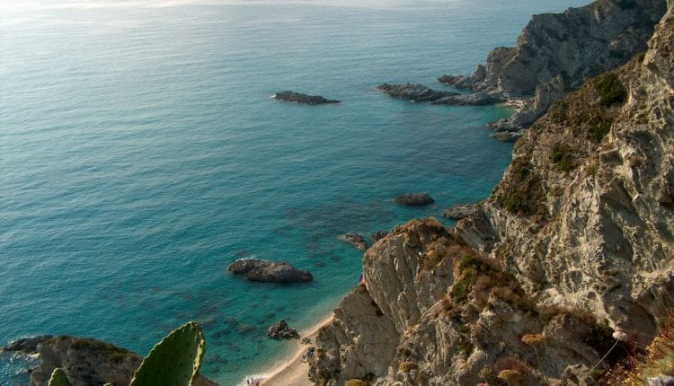 What are the ten most beautiful beaches near Tropea?