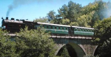 Sila's Steam Train