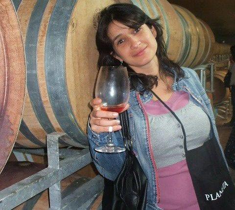 Estrada do vinho na Calábria