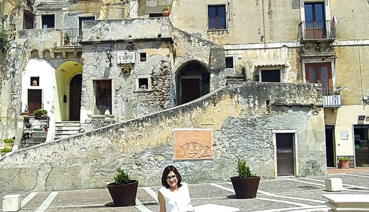 Conheça San Lucido na Calábria